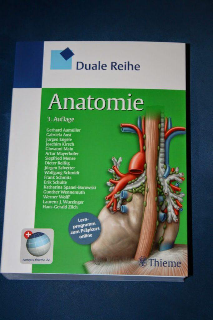 Rezension: Duale Reihe Anatomie